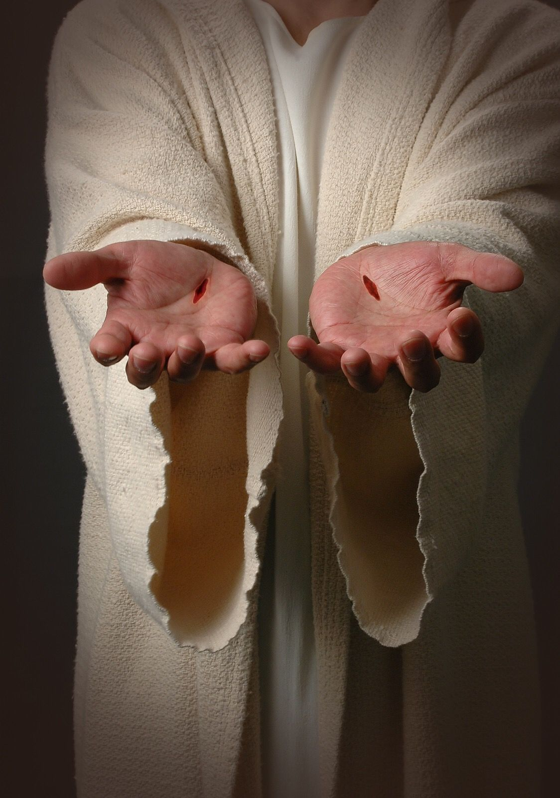 entrega de jesus