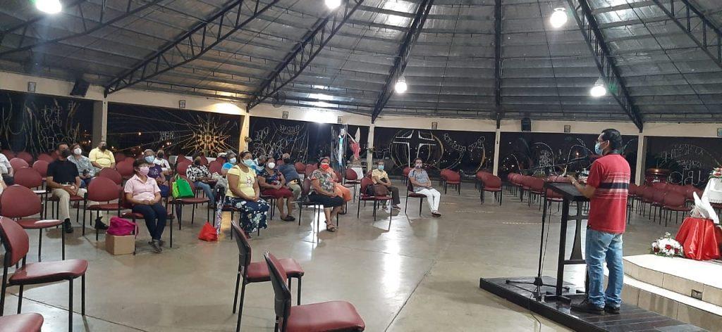 Asamblea de Oración en la Parroquia Cristo Redentor en San Miguelito (3)