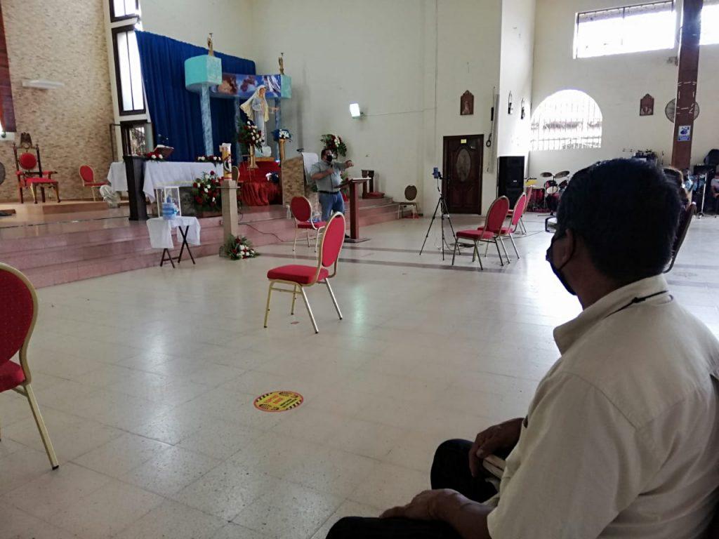 Seminario de Iniciación de Vida en el Espíritu, Parroquia María Reina de La Paz. (5)