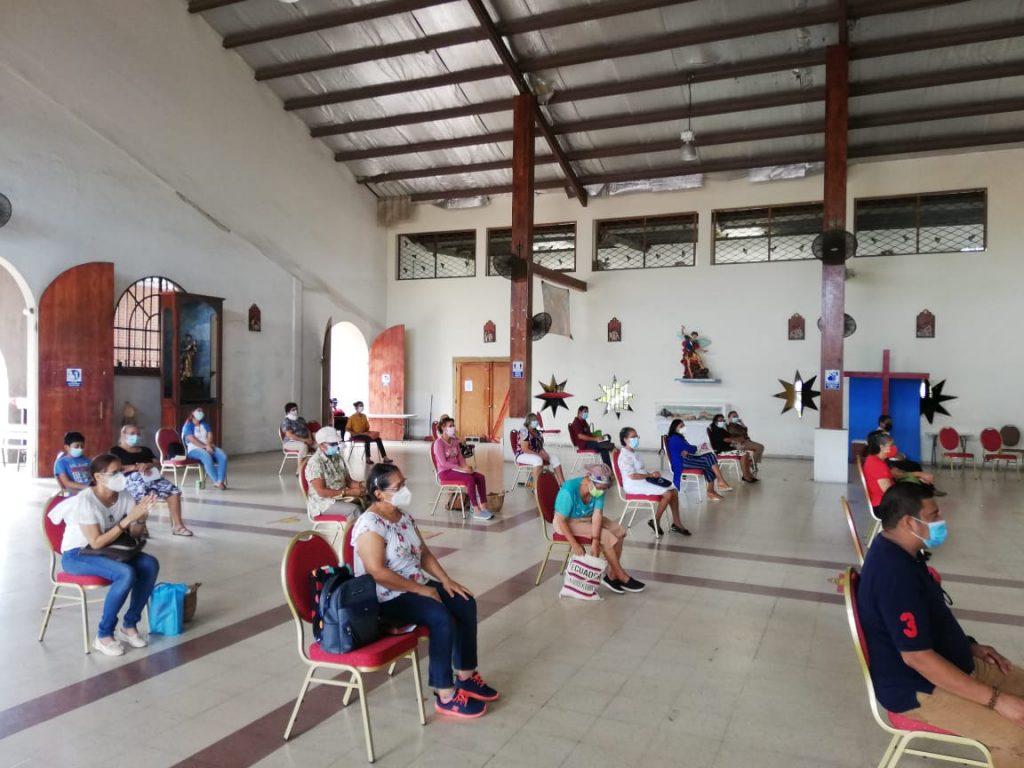 Seminario de Iniciación de Vida en el Espíritu, Parroquia María Reina de La Paz. (7)
