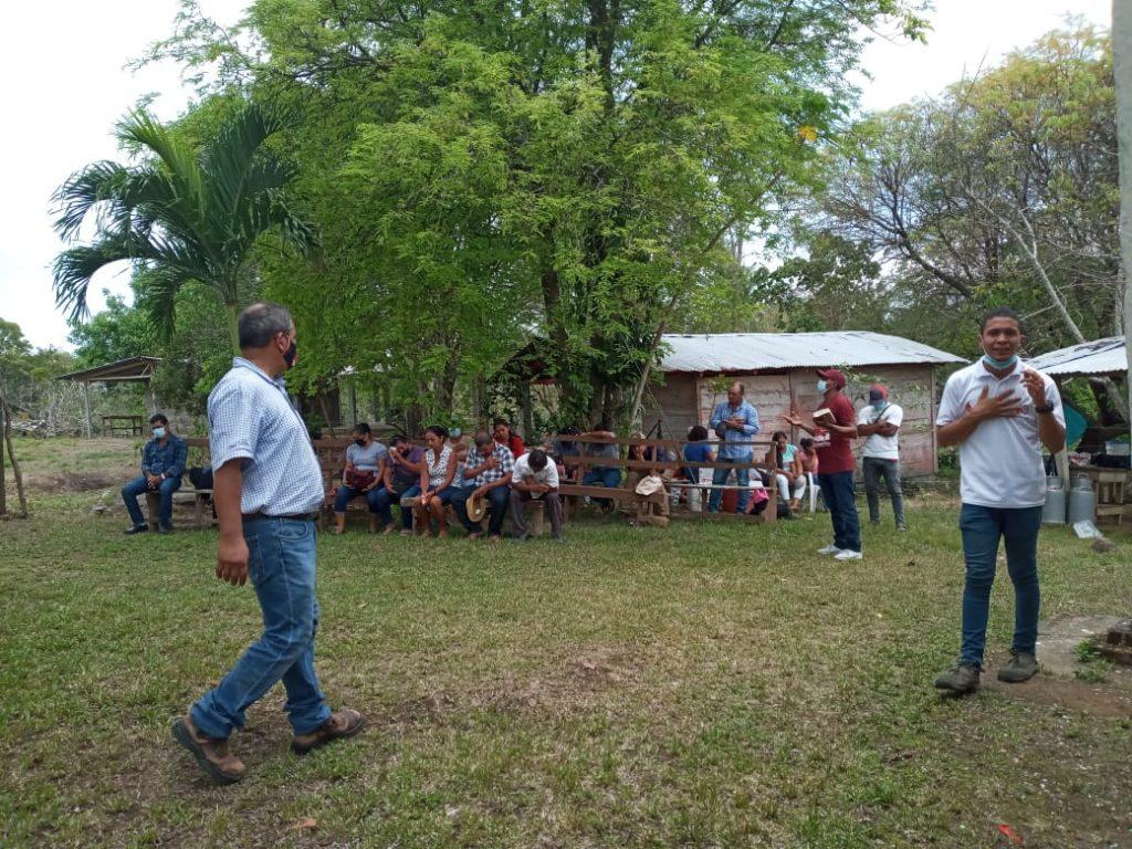 Seminario de Iniciacion en las Montañas de Chepo (1)