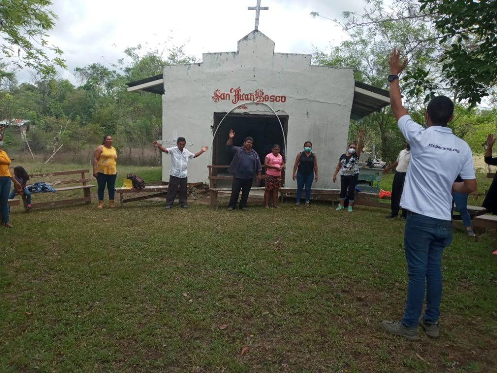 Seminario de Iniciacion en las Montañas de Chepo (10)