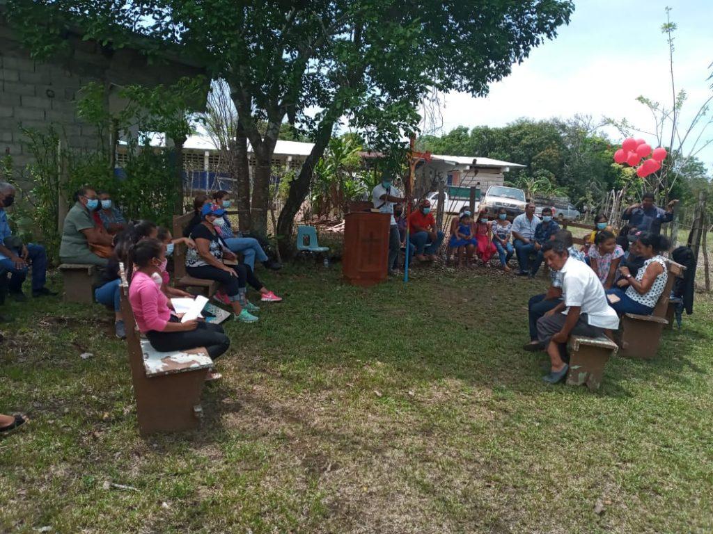Seminario de Iniciacion en las Montañas de Chepo (2)