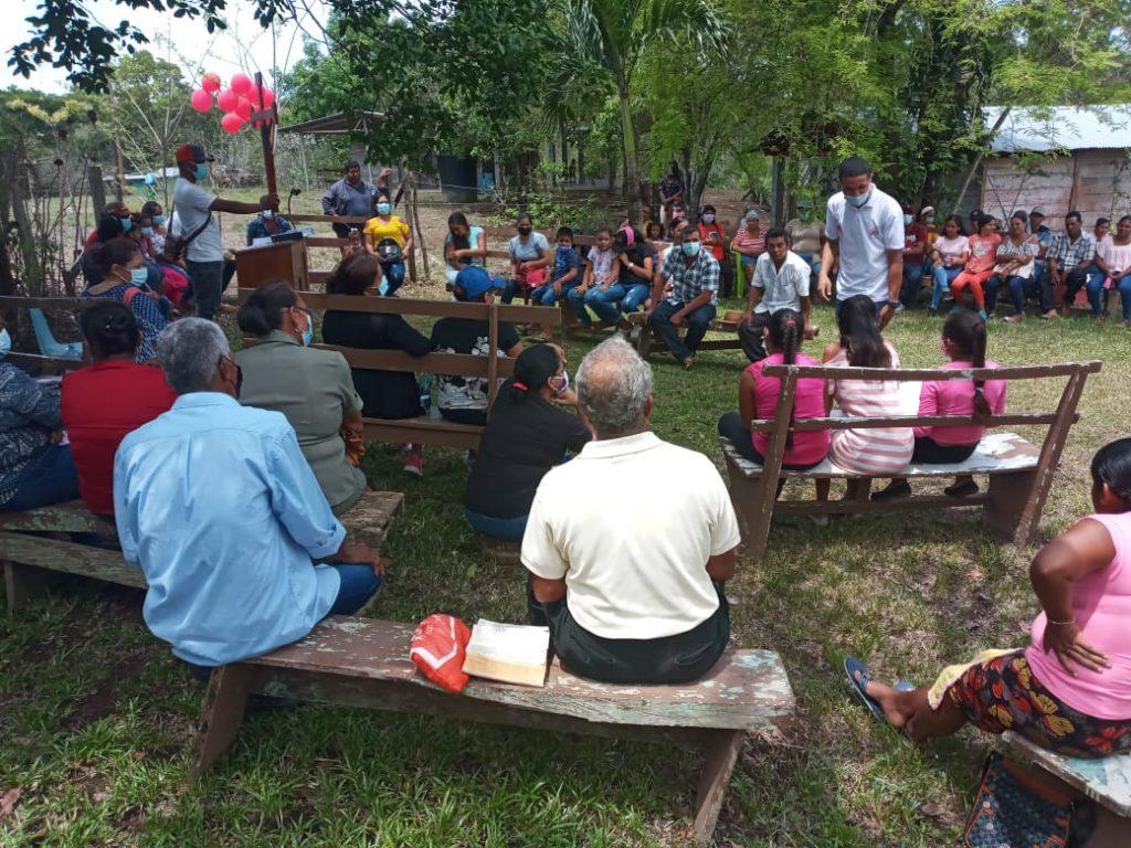 Seminario de Iniciacion en las Montañas de Chepo (3)