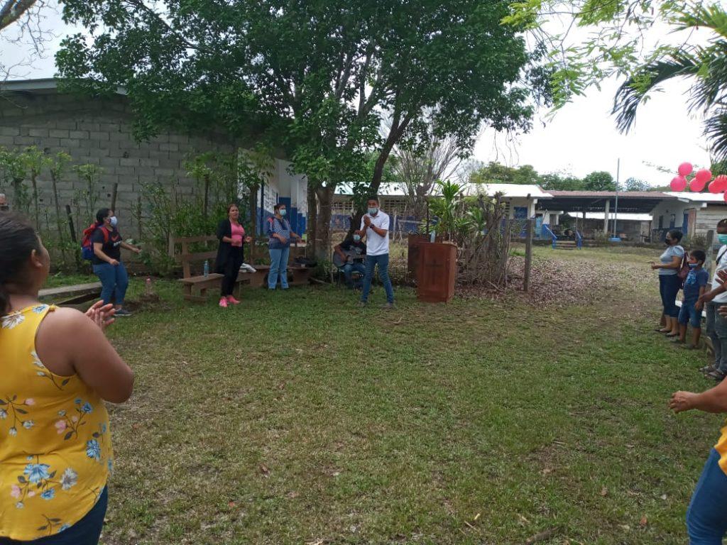 Seminario de Iniciacion en las Montañas de Chepo (4)