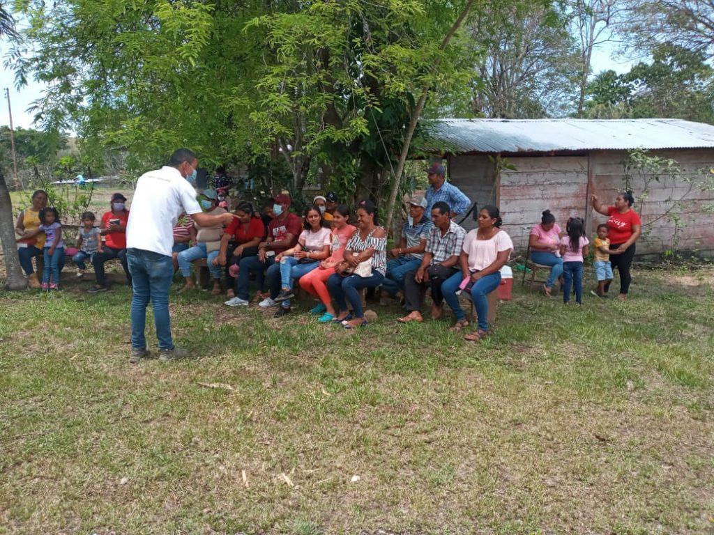Seminario de Iniciacion en las Montañas de Chepo (5)